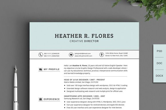 check out 21 in 1 timeless resume cv pack by