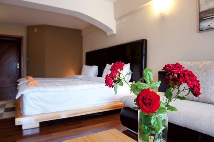 Aurora Resort – A PLACE FOR SPIRITUAL PEACE #architecture #interior #bedroom