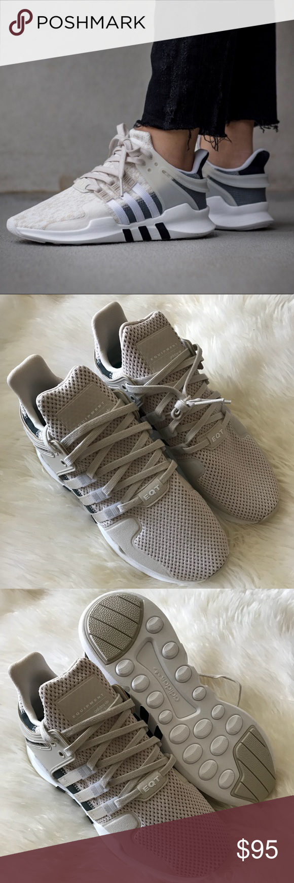 8607a7940e19e 🔥RESTOCK🔥 Adidas EQT support sneakers Adidas equipment support original  sneakers New with box Price is firm !!The OPTIONS to buy are already  converted in ...