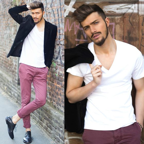 #style #men's #outfit's #clothes #chic #dapper #summer #casual #fashion #class #clasic #