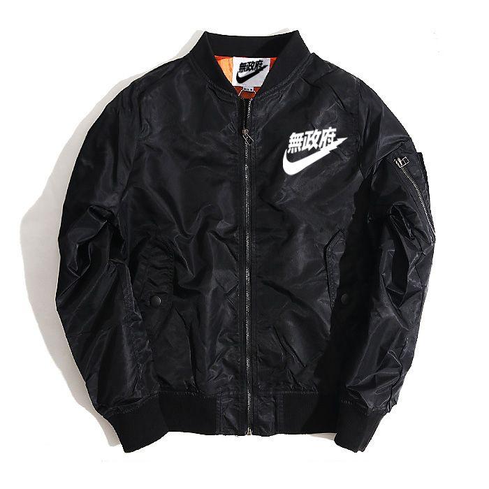 Yeezus Bomber New Style Anarchy Big Sam Kanye West Yeezus Tour Ma1 Japanese Merch Bomber Flight Pilot Coat Jacket Mens Outfits Kanye West Outfits Street Wear