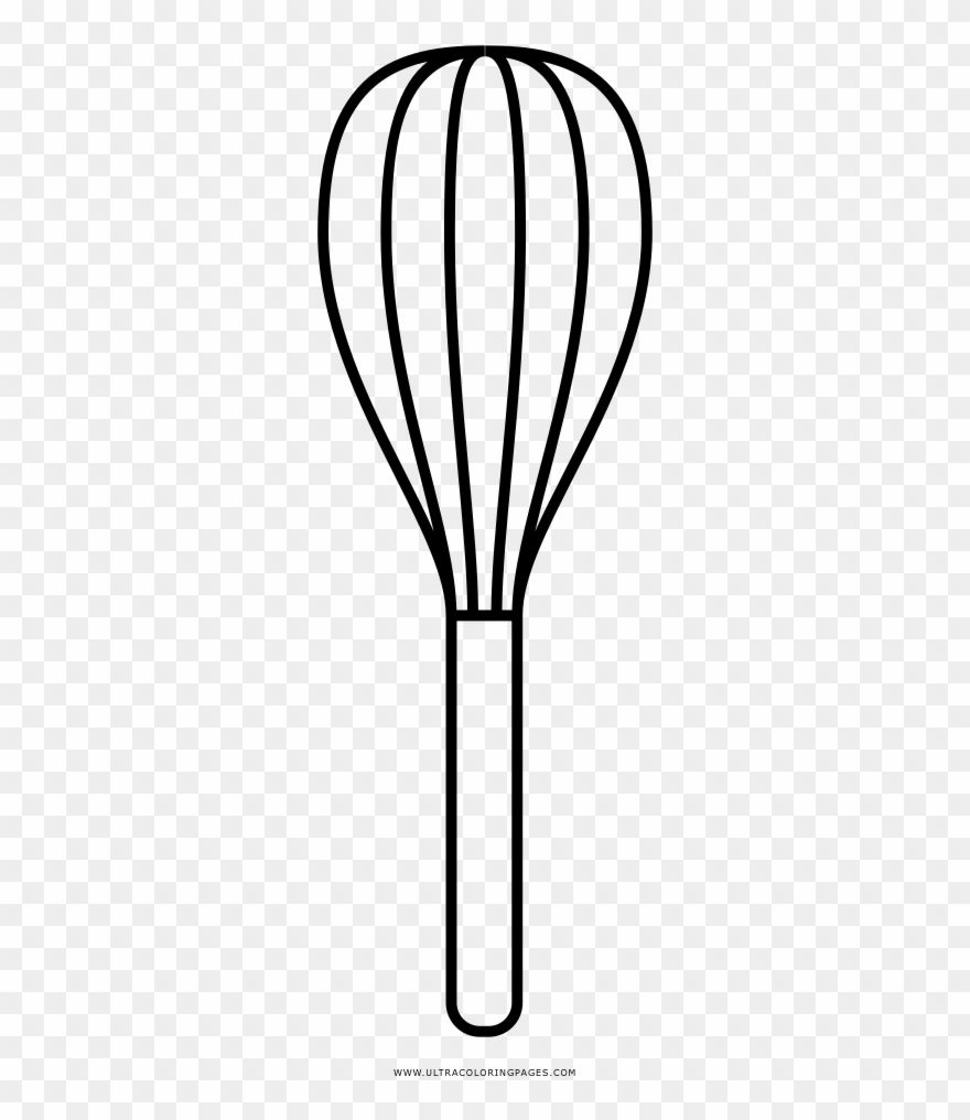 Whisk Coloring Page Imagenes De Una Batidor Para Dibujar Clipart Is Selected By Seekclipart Download 1000x1000 Transparent Png Clipart For Free And For Non C