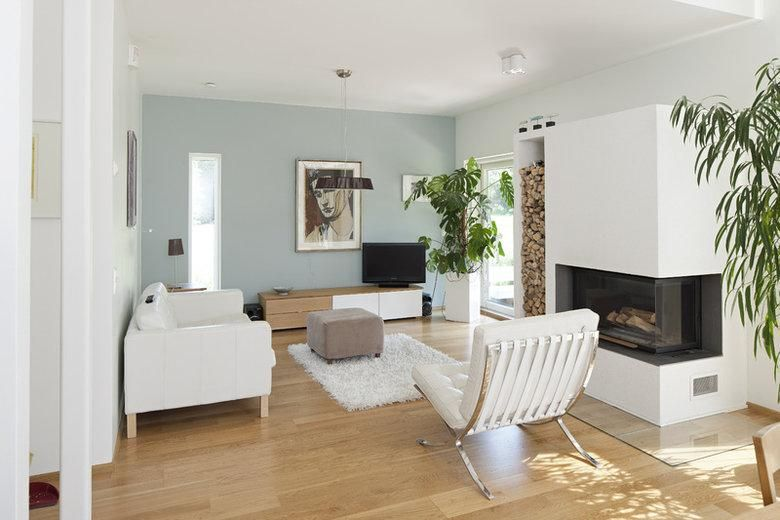 Kivitalot | TaloTalo | Rakentaminen | Remontointi | Sisustaminen | Suunnittelu | Saneeraus #kivitalo #olohuone #sisustus #stonehouse #livingroom #decor #talotalo