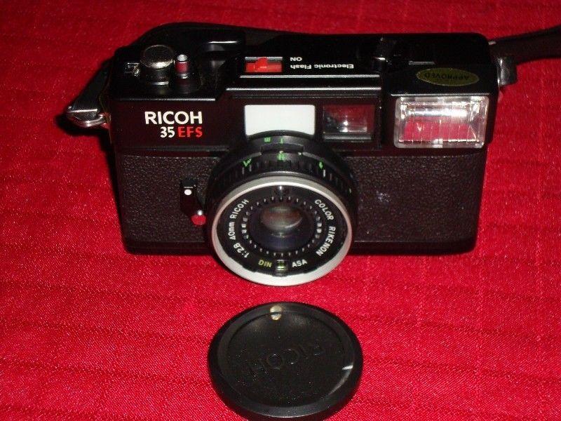 Rare Vintage Ricoh 35mm Film Camera Film Camera Vintage Cameras 35mm Film