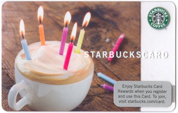 Starbucks Card If You Wanted To Get Me A Birthday Gift Pinterest