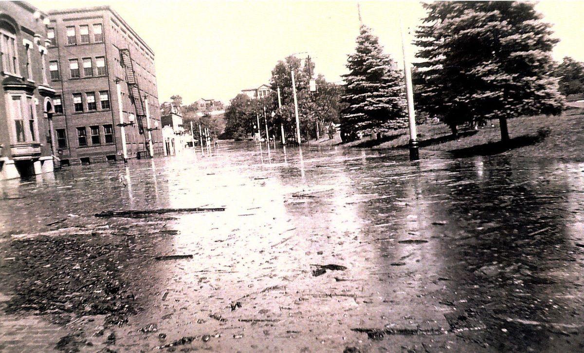 A flood of memories