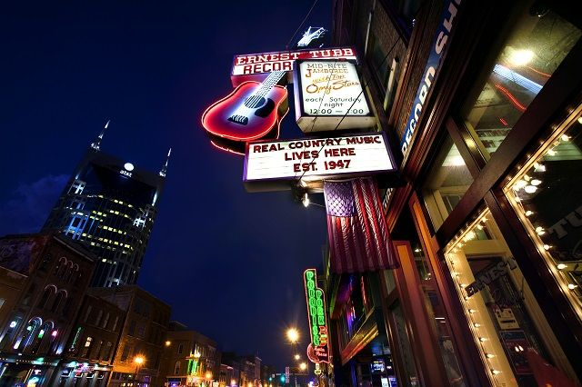 Nashville Music Scene 10 Best Places To Go This Summer Http