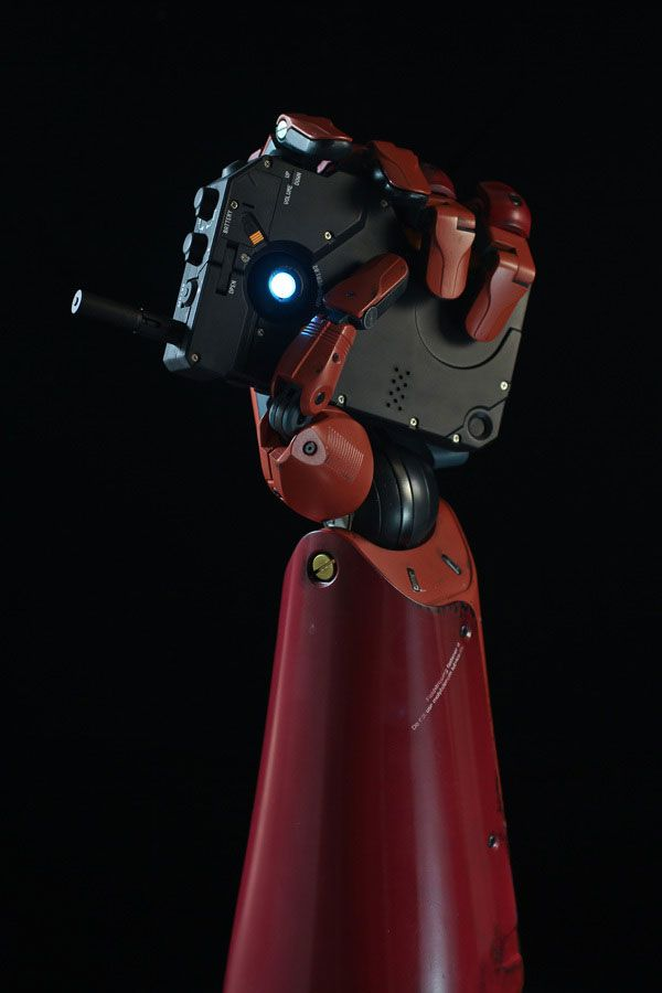 mgsv tpp full scale bionic arm 21 mgs pinterest metal gear