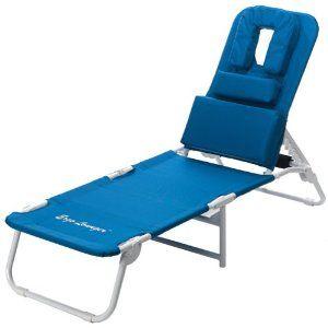 Amazon Com Ergolounger Ergonomic Aluminum Portable Chaise