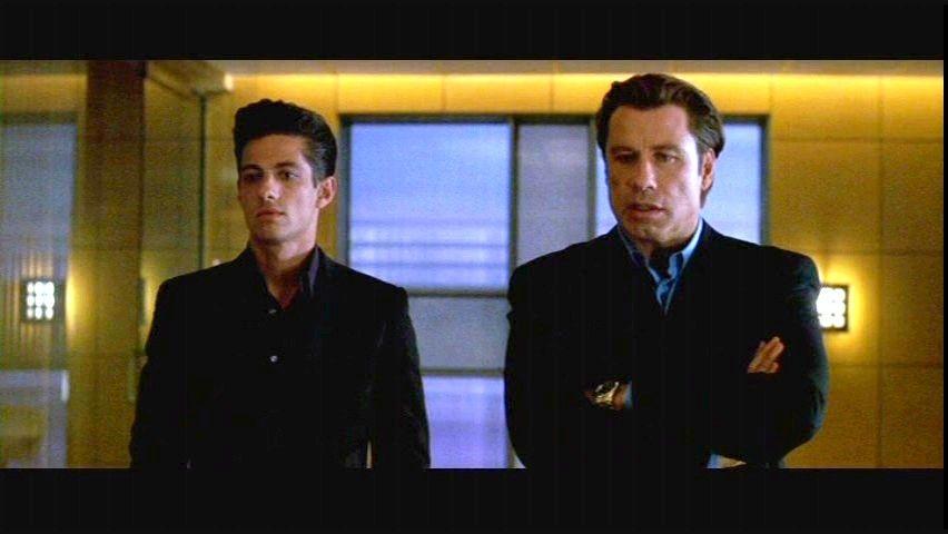 Howard Saint Son John Travolta Punisher Saints