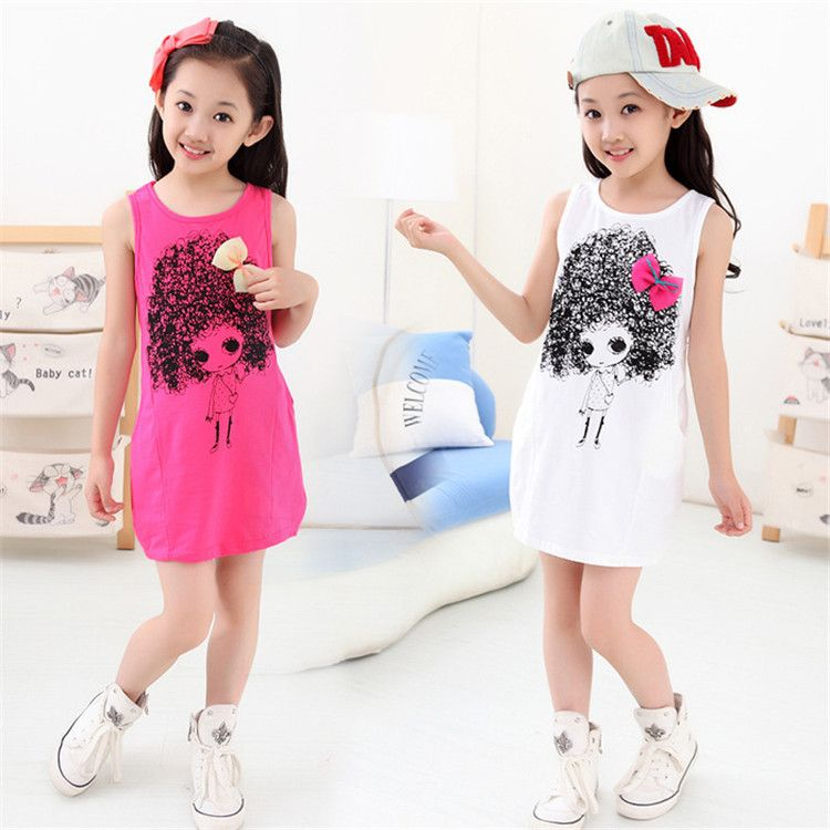 5f6cc7863e2 Cheap girls cotton sundresses
