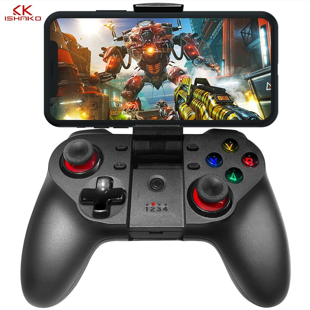 Wireless Bluetooth Gamepad Android Game Controller For
