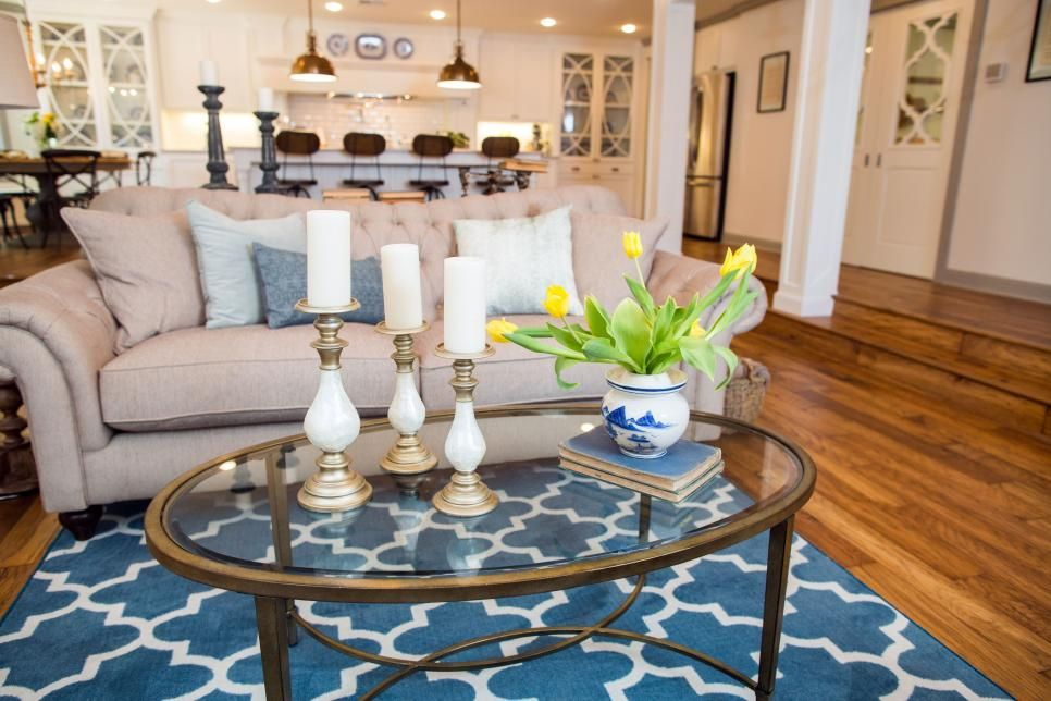 An Inside Look At A Home Featured On HGTVs Hit Show Fixer Upper To See What