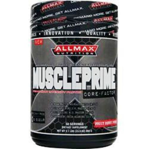 Buy 100% Original Supplements your body will be glad you did!  ALLMAX NUTRITION Muscle Prime Core Factor in 3 flavors - 2.1 lb