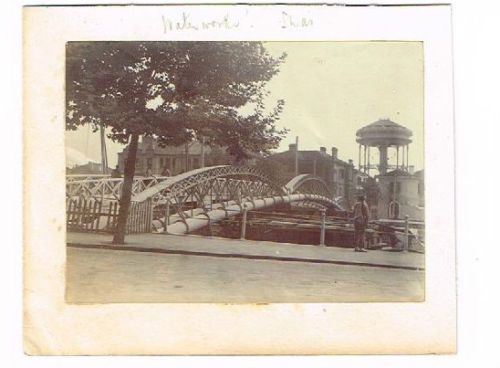 OLD-CHINESE-PHOTOGRAPH-WATERWORKS-SHANGHAI-CHINA-VINTAGE-C-1900-10