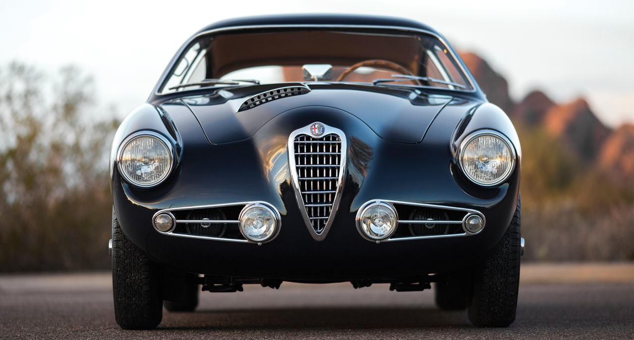 Chasing rainbows to the RM Sotheby\'s Arizona sale | Classic Driver ...