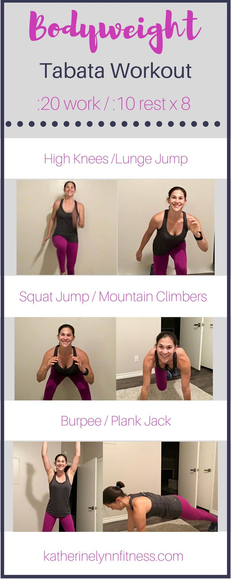 """Do you find it hard to motivate yourself to workout while traveling? Or maybe you want to get your workout in while away but don't know where to start. Either way, this """"do anywhere"""" workout is absolutely perfect for you because we're taking it bodyweight!"""