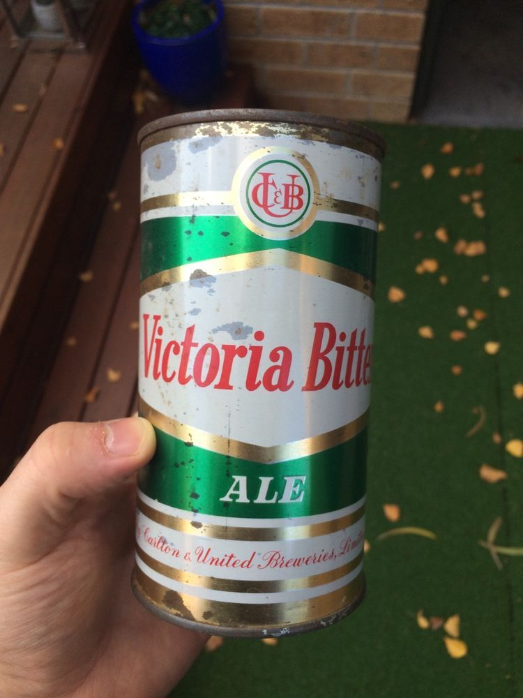 Old VB Beer Can