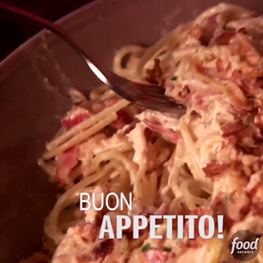 Chicken Carbonara Recipe Lets Cook Main Dishes Pinterest