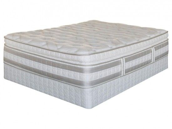 Serta Iseries The Bradbury Super Pillow Top Combines The Benefits Of Serta S Revolutionary Cool Action Material With T Mattress Pillow Top Mattress Pillow Top