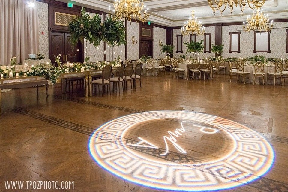 Baltimore Greek Wedding At The Grand Lodge Of Maryland