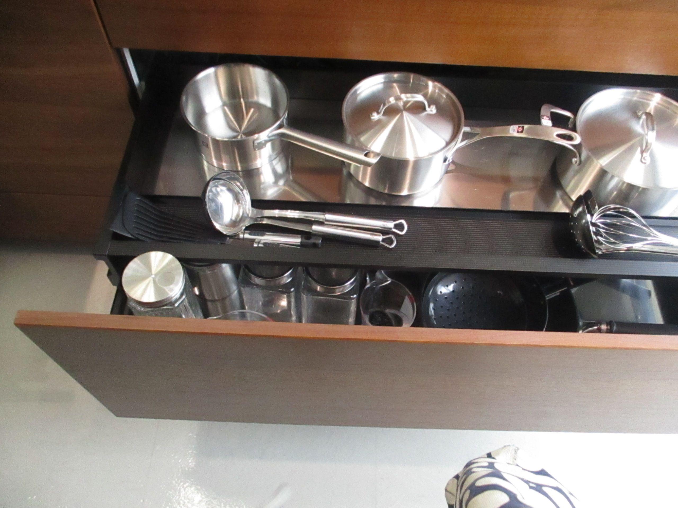 キッチン クリナップ セントロ 収納 コンロ下 収納 キッチン リノベーション リフォーム