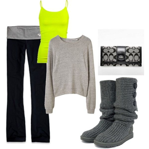 I think I would live in this outfit