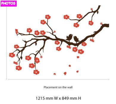 Cherry Blossom Tree Drawing Cherry Blossom Tree Cherry Blossom Tree Tree Drawing Blossom Trees