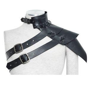 http://image.made-in-china.com/43f34j00COetqUKJMpkS/S-172-One-Shoulder-Standard-Collar-Punk-Leather-Armor.jpg