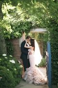 Black Tie Botanic Garden Wedding - Style Me Pretty