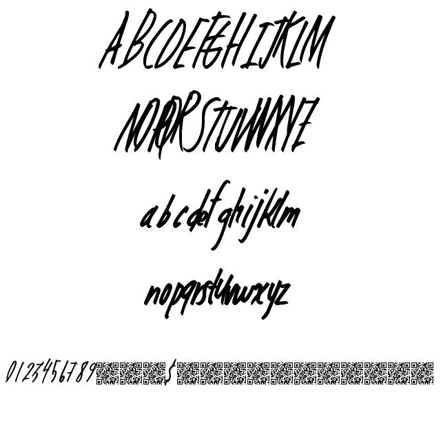 DreamingPandas Font