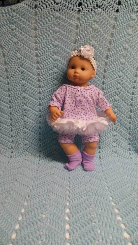Check out this item in my Etsy shop https://www.etsy.com/listing/228918602/american-girl-bitty-baby-clothes-violets