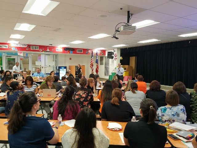 Last Week We Launched Our Year 2 Pilot For Teacher Support At Legacy Of Educational Excellence Lee H Schools In America Teacher Support International School