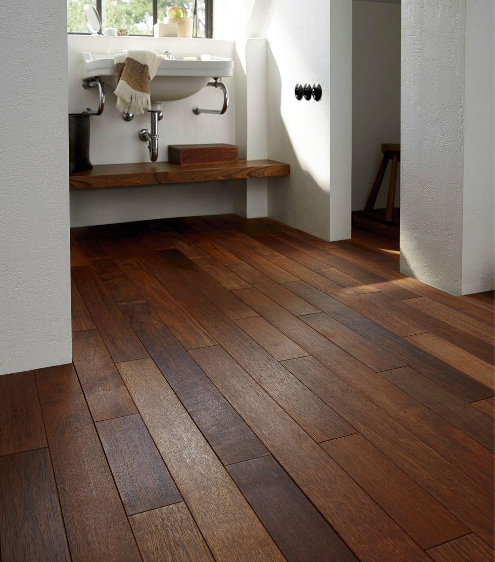 Choisir le bon sol pour la maison : parquet, stratifié, carrelage