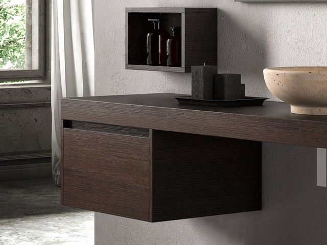 Topsy cassettiera 54 5x51xh32 wenge 39 mobili bagno pinterest tops sweet home and home - Iperceramica mobili bagno ...