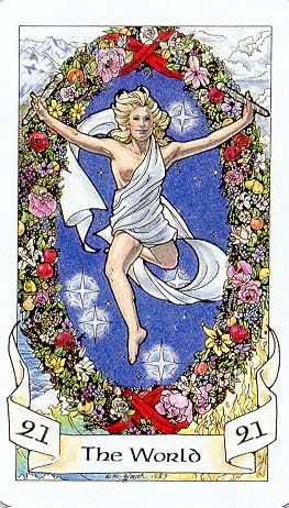Image result for Robin Wood tarot world