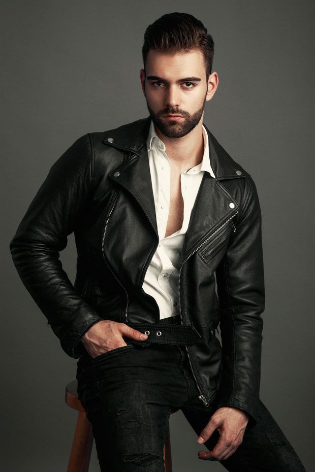 MMSCENE Style Tips: Looking For Motorcycle Jackets for Men ...