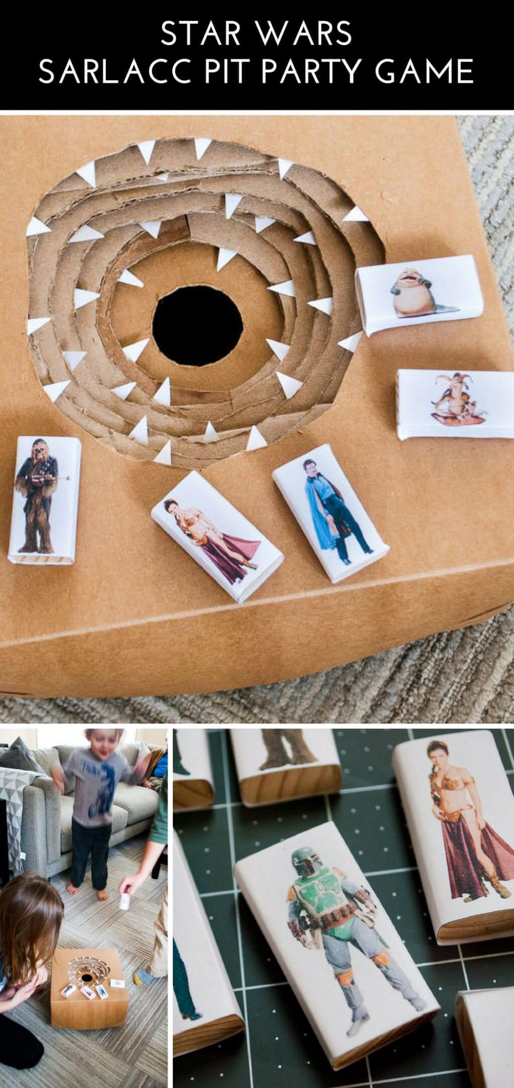 Photo of Star Wars-Partyspiel: Entkomme der Sarlacc-Grube – Fröhlichkeits-Design