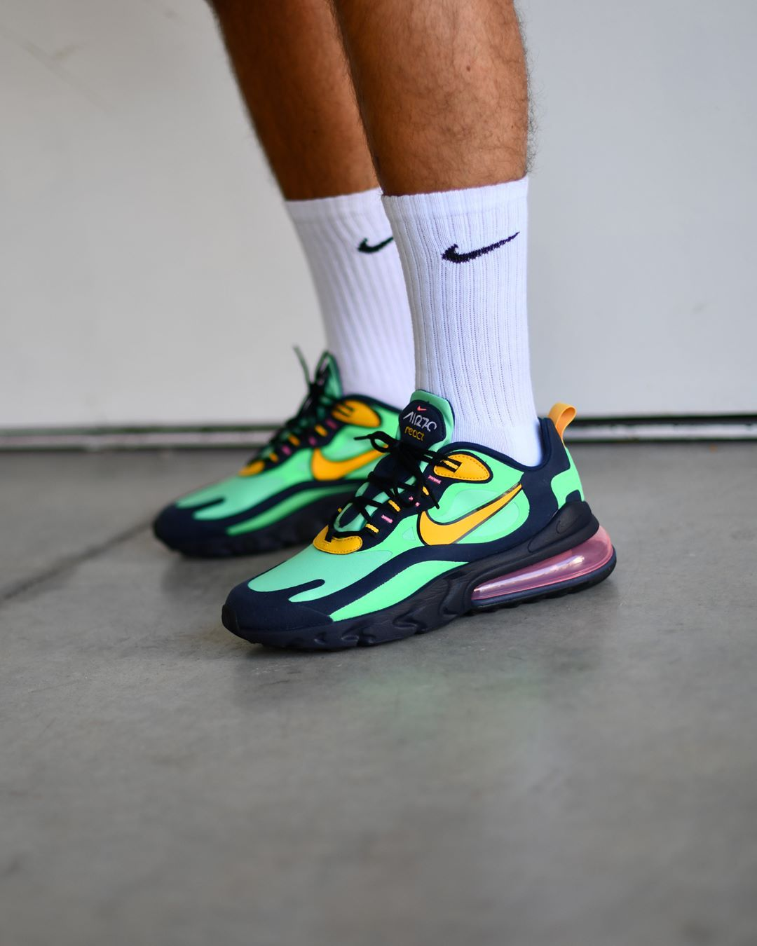 Nike Air Max 270 Pop Art React . Available on SNKRS.COM