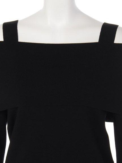 折り返しオフショルニット(ニット)|Mystrada(マイストラーダ)|ファッション通販 - ファッションウォーカー
