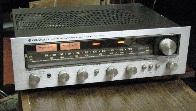 Kenwood Kr 5030 Kenwood Car Radio Car