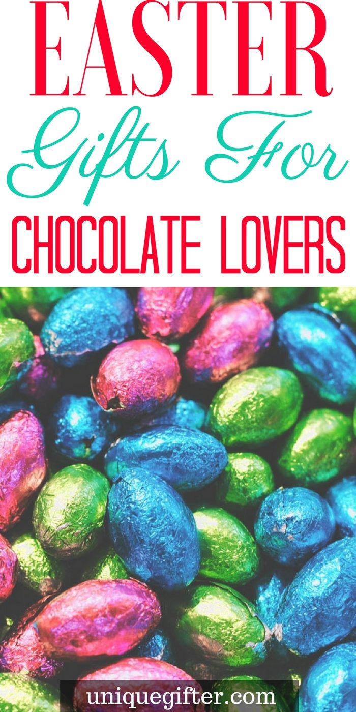 20 easter gifts for chocolate lovers easter negle Choice Image