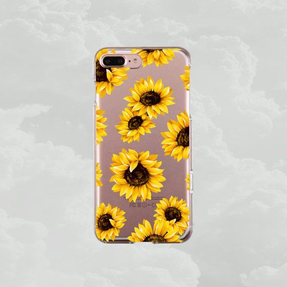 a2fc0abc342f5 Sunflowers.iPhone X case.iPhone 7 case.iPhone 7 Plus case.iPhone 8 ...