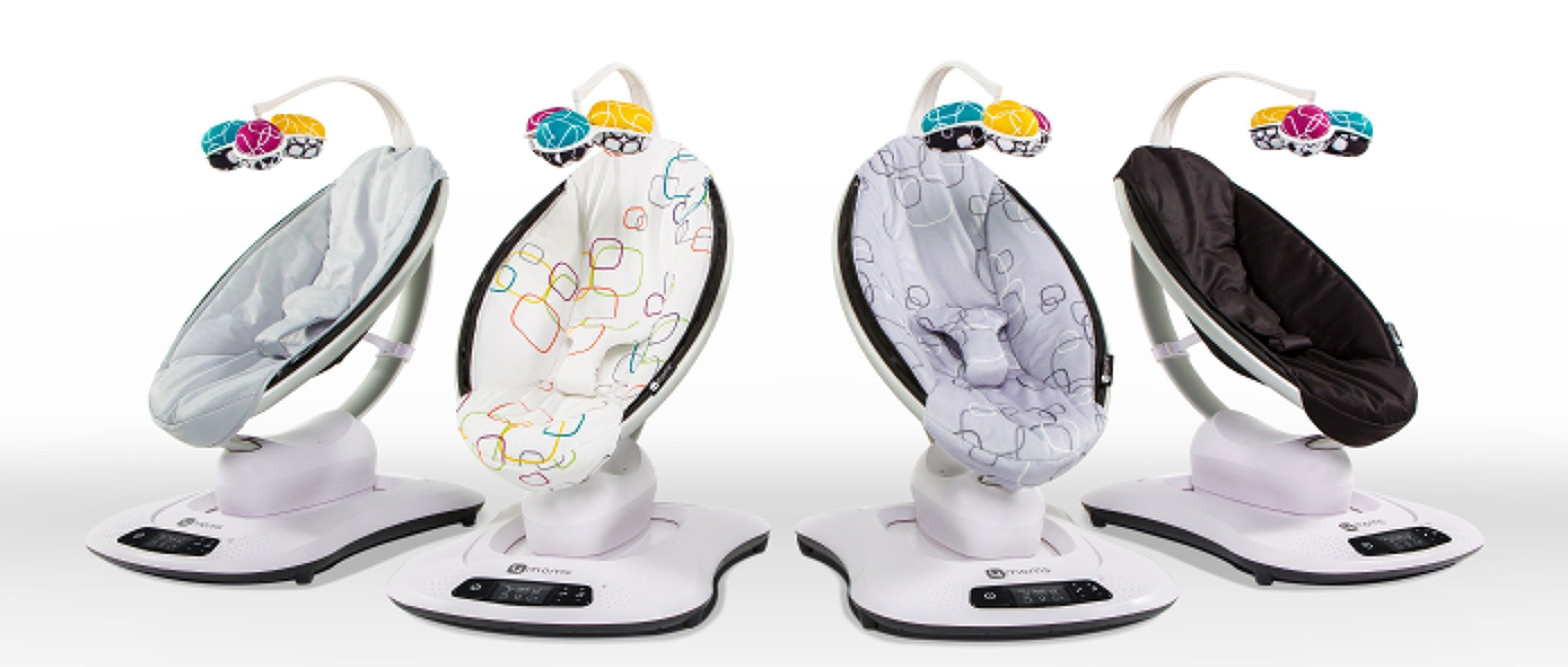 Product Review 4Moms MamaRoo Baby Swing