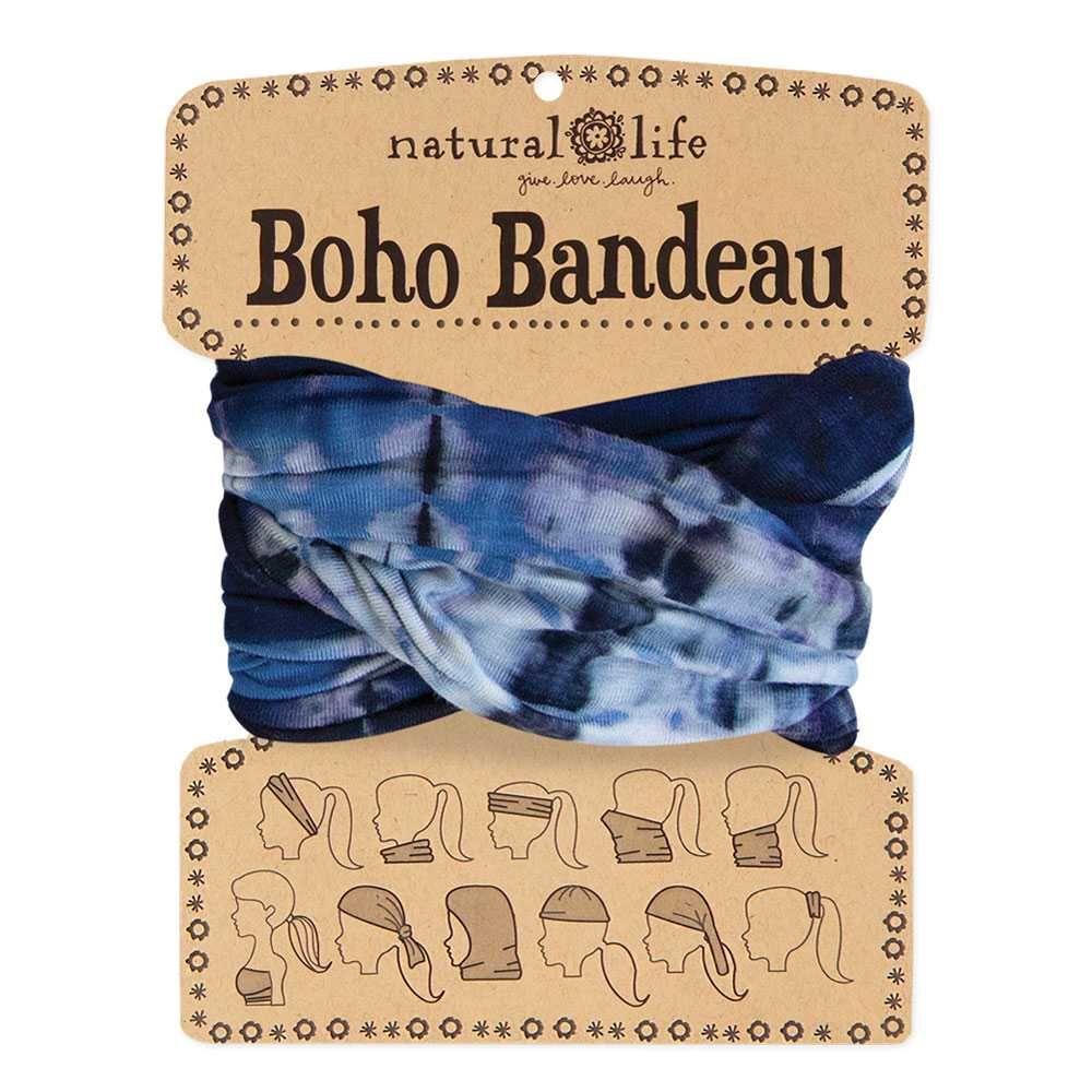 Boho Bandeau in Navy
