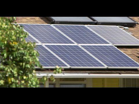Energy From The Sun 101 Solar Panels Solar Energy Industry