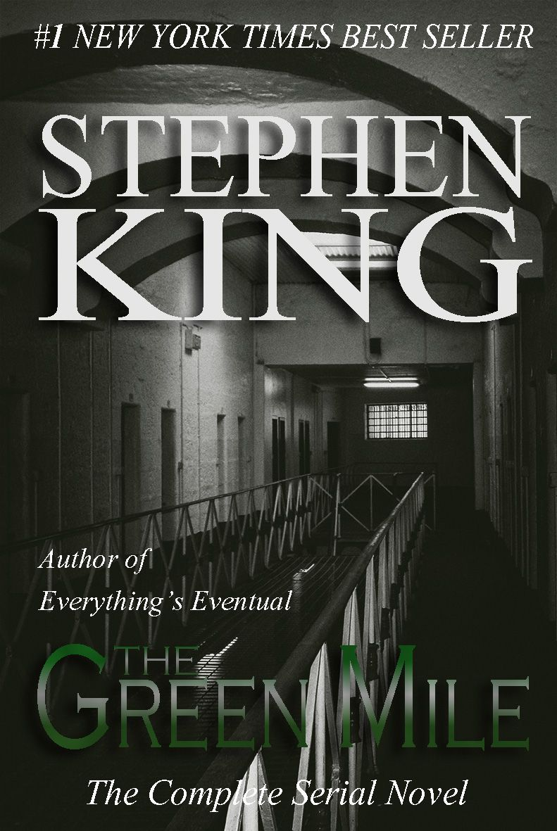 who wrote the book the green mile