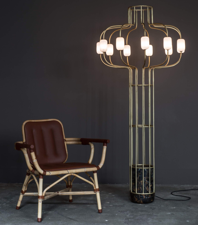 Chandelier Floor Lamp Lampen Design