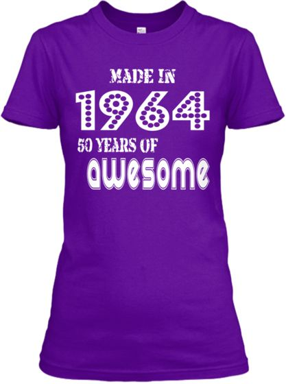 The BIG 5-0! | Teespring