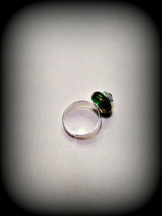 Exchanging Pandora Style Ring by Blackcraftstudios on Etsy, $3.00